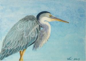 Watercolor, Prismacolor